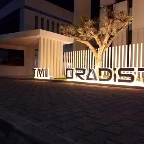 ORADIST -TMI