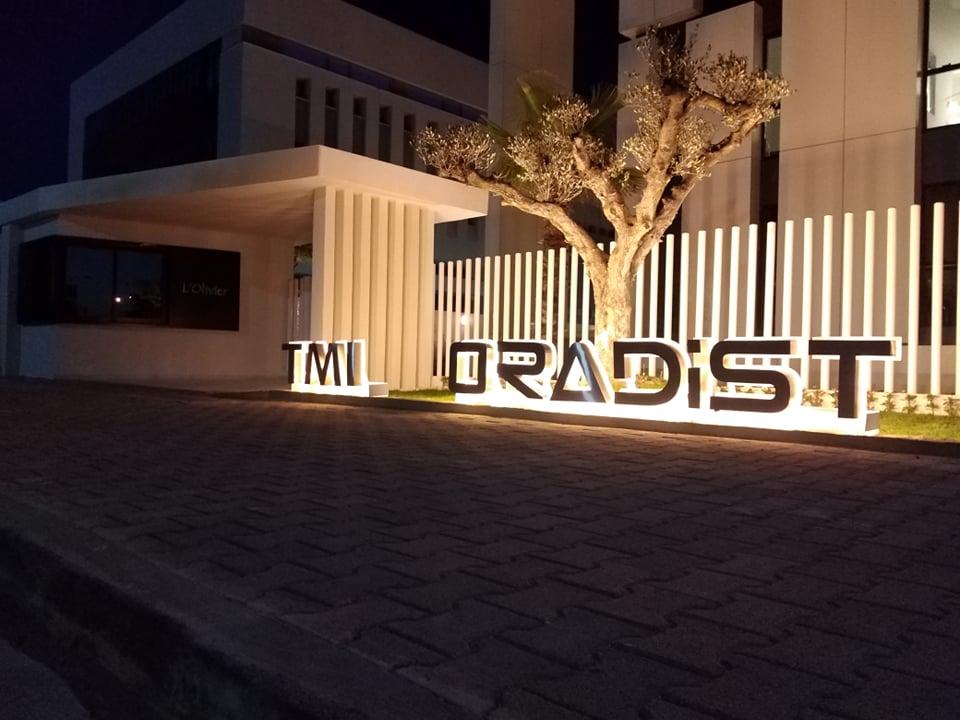 ORADIST-TMI